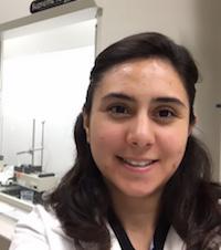 Rebeca Romero Aburto, MD Anderson Research Collaborator